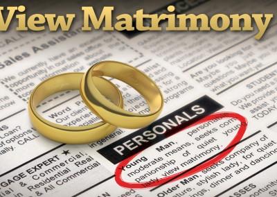 View Matrimony